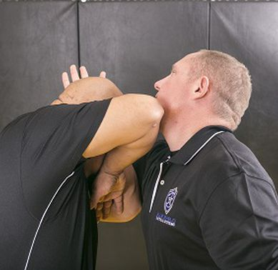 Close Contact Defensive Tactics